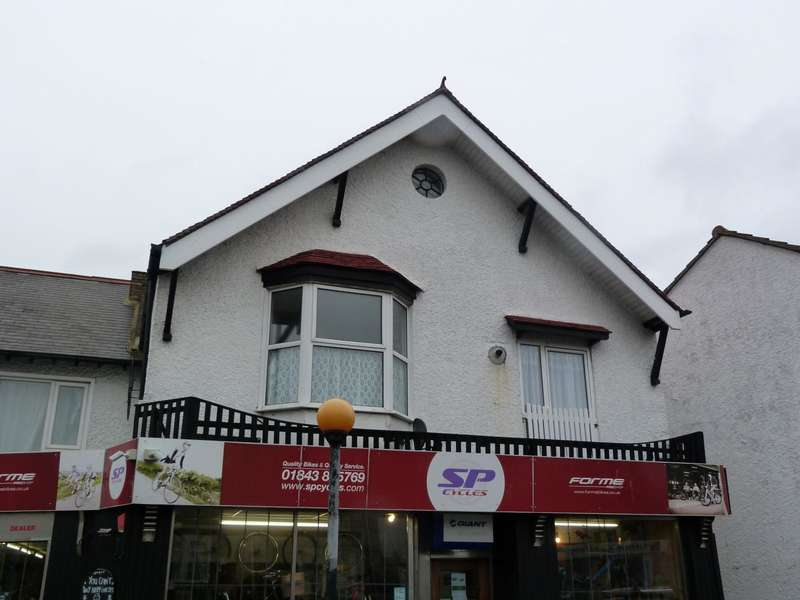 3 Bedrooms Flat for sale in 98A, Albion Road, St Peters