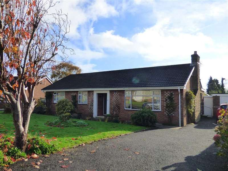 3 Bedrooms Bungalow for sale in The Paddock, Chepstow