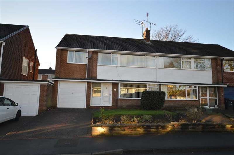 5 Bedrooms Semi Detached House for sale in Buttermere Close, Gardens Farm, Chester-le-Street