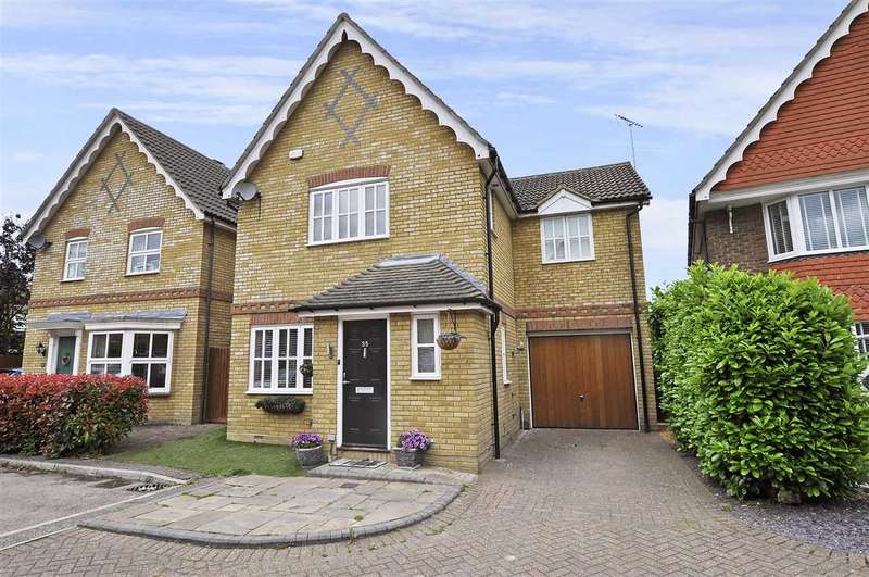 4 Bedrooms Detached House for sale in The Lintons, Chelmsford