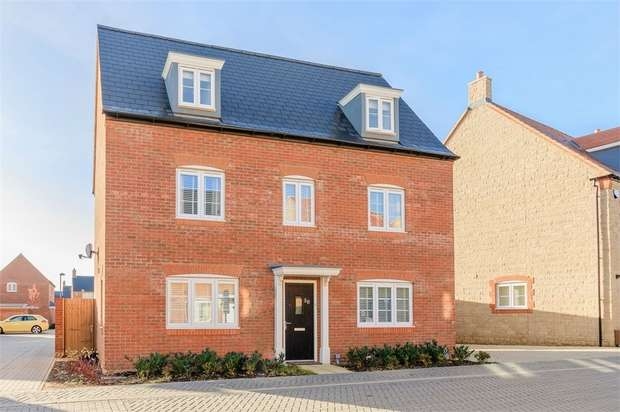 5 Bedrooms Detached House for sale in Wetherby Road, Bicester, Oxfordshire
