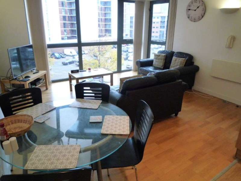 2 Bedrooms Apartment Flat for sale in The Nile, 26 City Road East, Manchester, M15 4TB