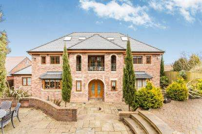 5 Bedrooms Detached House for sale in Firs Road, Bolton, Greater Manchester, BL5