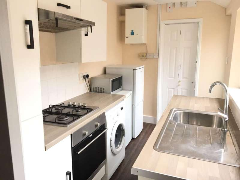 4 Bedrooms Terraced House for rent in Kirkby Street, LINCOLN, LN5