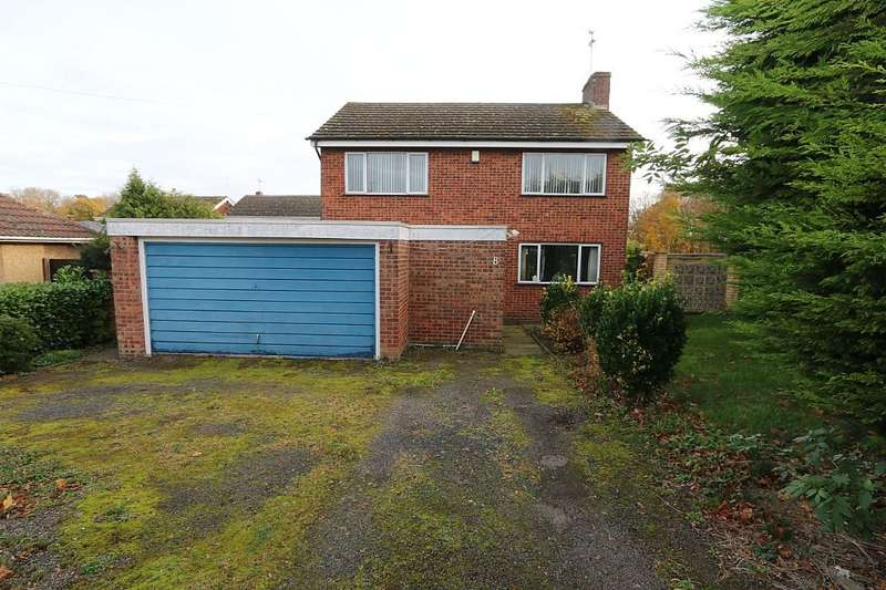 4 Bedrooms Detached House for sale in Dorset Road, Corby, Northamptonshire, NN17 2TB