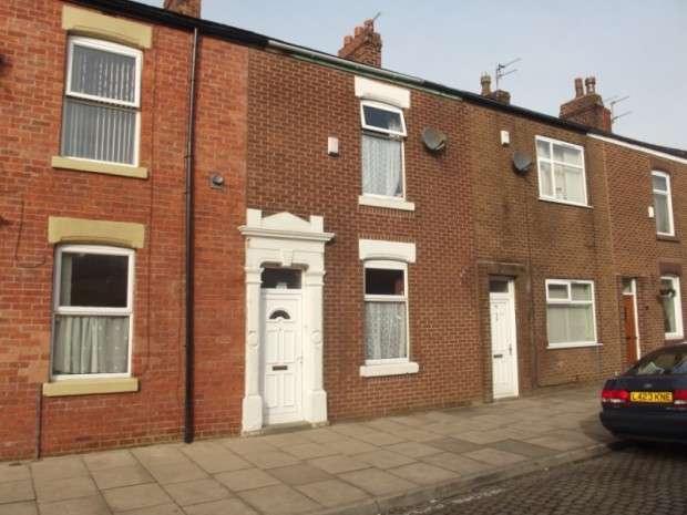 2 Bedrooms Terraced House for sale in Raikes Road, Preston, PR1