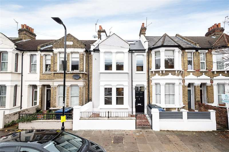 2 Bedrooms Flat for sale in Leythe Road, Acton, W3