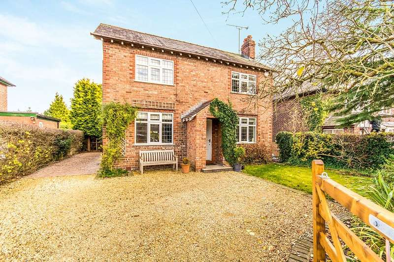 3 Bedrooms Detached House for sale in Cumber Lane, Wilmslow, SK9