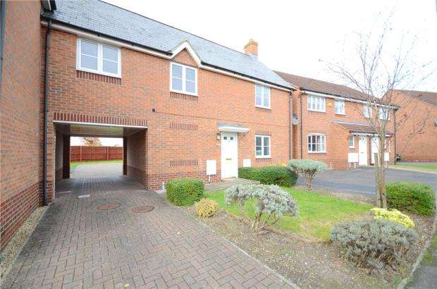 2 Bedrooms Apartment Flat for sale in Gloucester Avenue, Shinfield, Reading