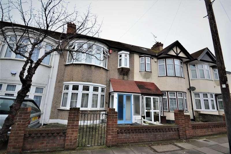 3 Bedrooms Terraced House for sale in Redbridge Lane East, Redbridge, Ilford