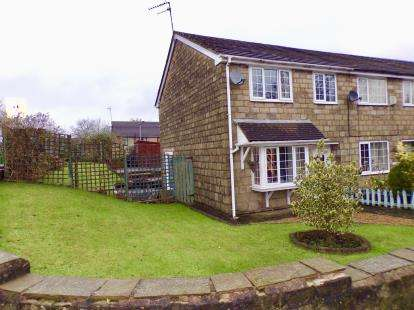 3 Bedrooms Semi Detached House for sale in Buckton Vale Mews, Carrbrook, Stalybridge, Cheshire