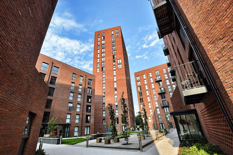3 Bedrooms Apartment Flat for sale in Alto, Sillivan Way, Salford, M3 6GF