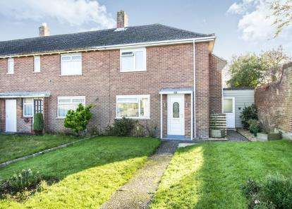 3 Bedrooms End Of Terrace House for sale in Bearcross, Bournemouth, Dorset