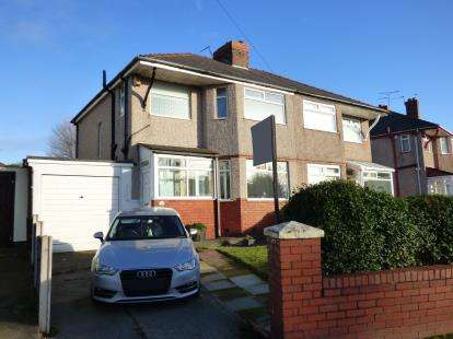 3 Bedrooms Semi Detached House for sale in Hatton Hill Road, Litherland, Liverpool, Merseyside, L21