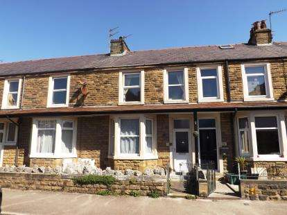 3 Bedrooms Terraced House for sale in Sefton Road, Heysham, Morecambe, Lancashire, LA3