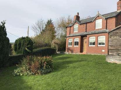 3 Bedrooms Detached House for sale in Nantglyn, Denbigh, Denbighshire, LL16