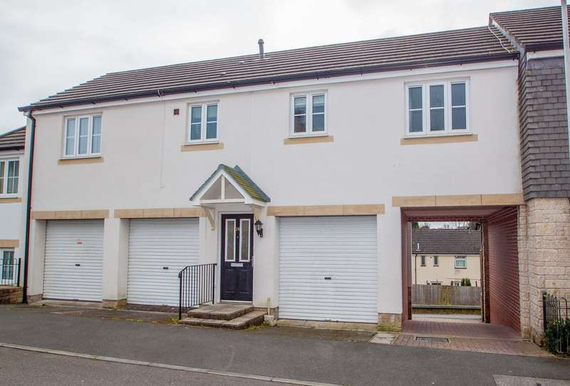 2 Bedrooms Maisonette Flat for sale in Moorland Reach, Plymouth