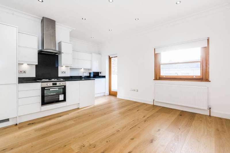 2 Bedrooms Flat for sale in Stroud Green Road, Finsbury Park, N4
