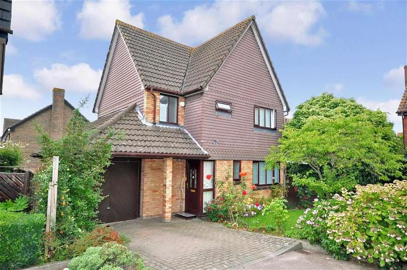 3 Bedrooms Detached House for sale in Cornflower Lane, Shirley Oaks Village, Shirley, Surrey