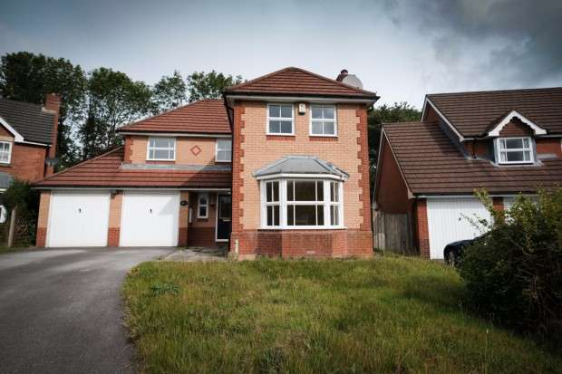5 Bedrooms Detached House for sale in Spruce Close, Fulwood, Preston, PR2