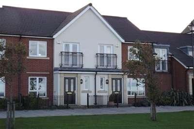 2 Bedrooms House for rent in Bents Park Road, Westoe Crown Village
