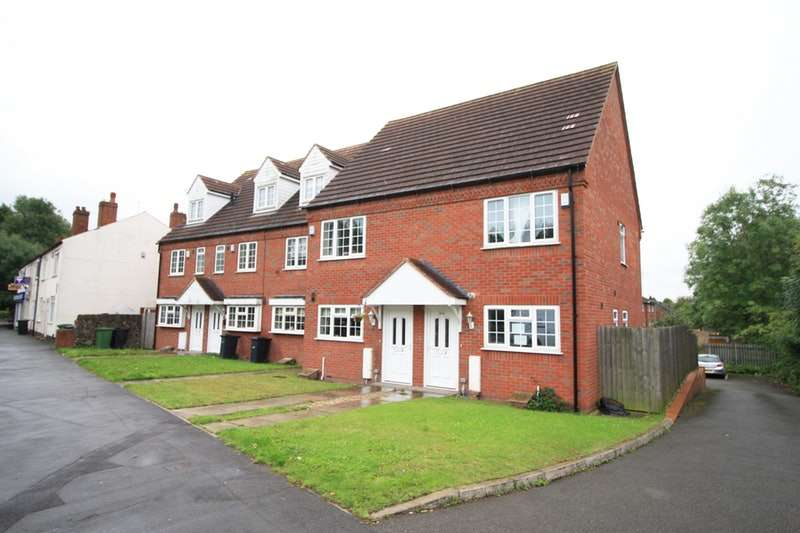 2 Bedrooms Semi Detached House for sale in High Street, Brierley Hill, West Midlands, DY5
