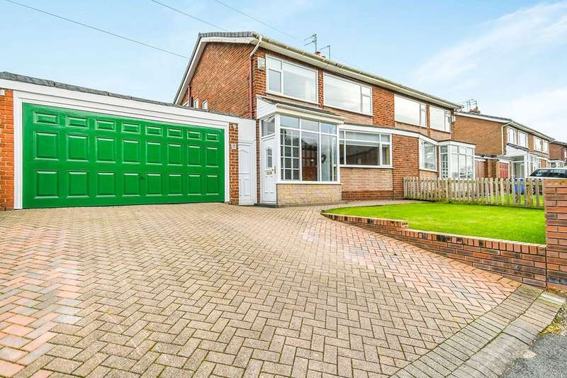 3 Bedrooms Semi Detached House for sale in Tithebarn Road, Knowsley, Prescot, L34