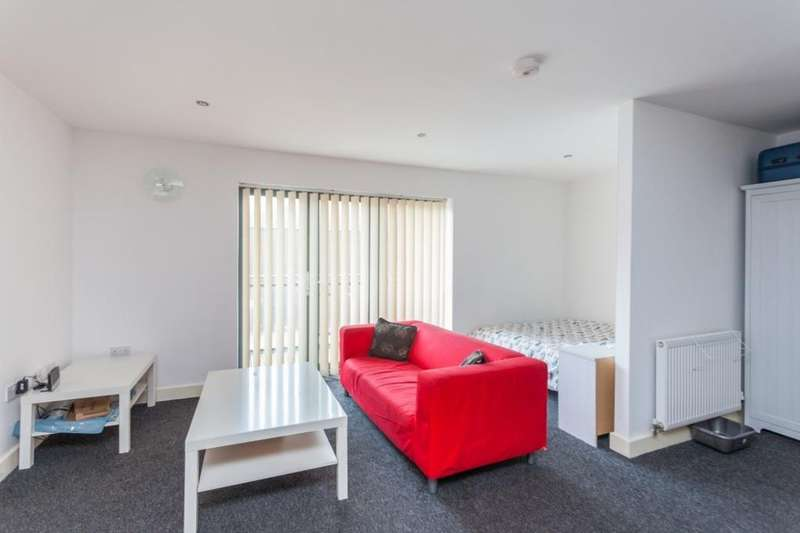 Flat for sale in Pomona Street, Sheffield, S11