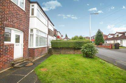 3 Bedrooms Semi Detached House for sale in Ashley Road, Offerton, Stockport, Cheshire