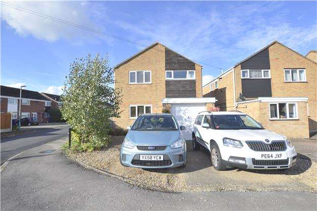 4 Bedrooms Detached House for sale in Northway, TEWKESBURY, Gloucestershire, GL20 8RU