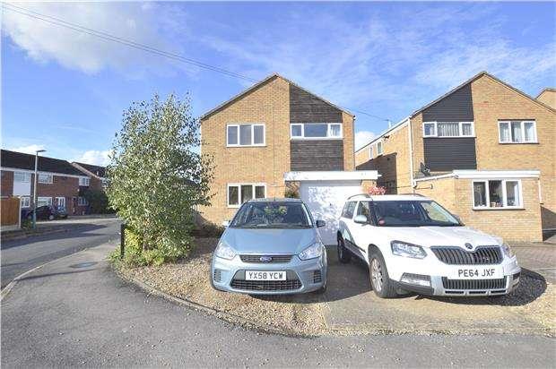 4 Bedrooms Detached House for sale in Northway, TEWKESBURY, Gloucestershire, GL20 8RU