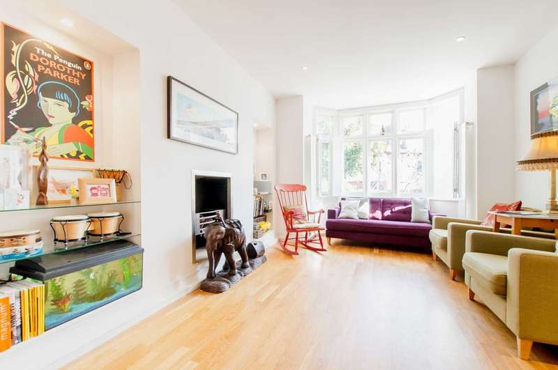 4 Bedrooms Terraced House for sale in Brockwell Park Gardens, Herne Hill, SE24