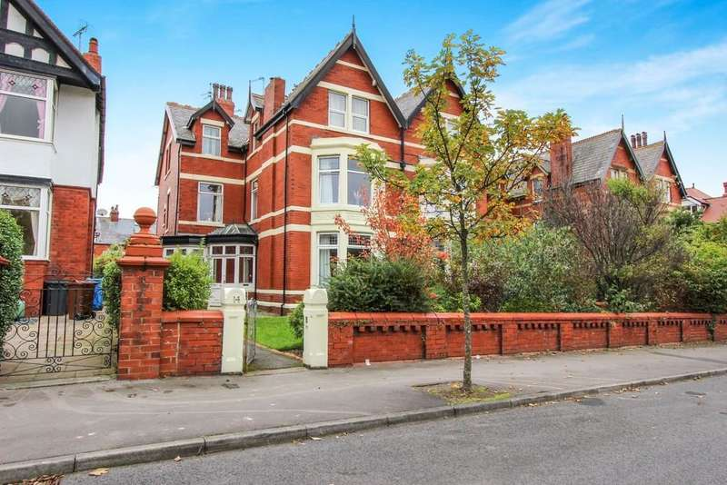 2 Bedrooms Flat for sale in St Thomas Road, St Anne's, Lytham St Anne's, Lancashire, FY8 1JL