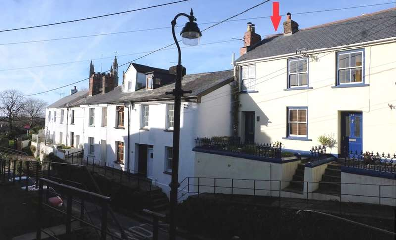 2 Bedrooms Cottage House for sale in Pilton, Barnstaple