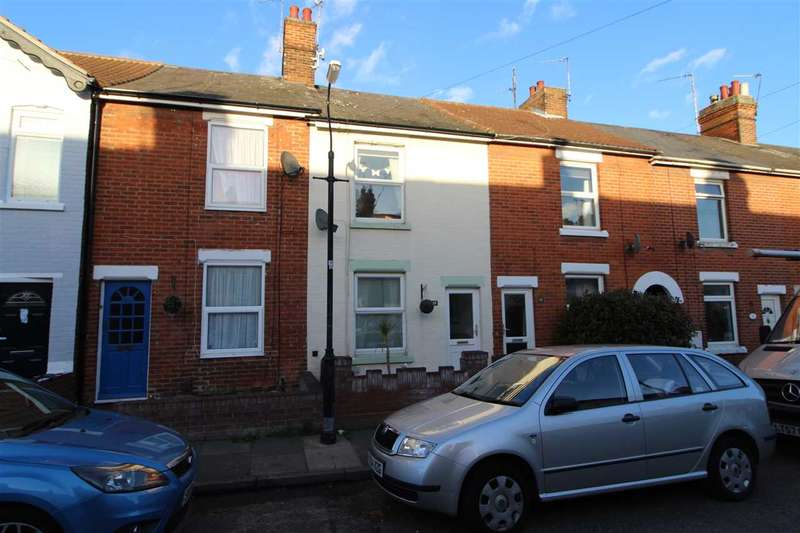2 Bedrooms Terraced House for sale in Winchester Road, Colchester