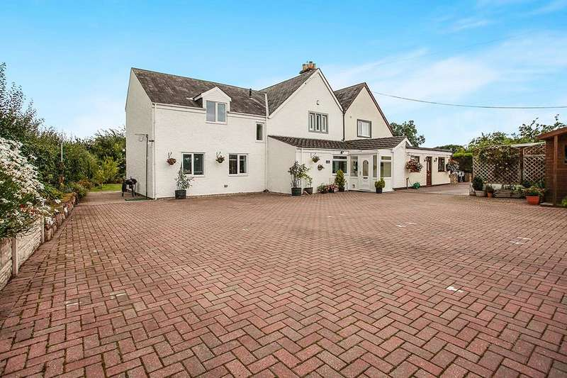 4 Bedrooms Property for sale in Lingyclose Cottage Lingyclose Road, Dalston, Carlisle, CA5