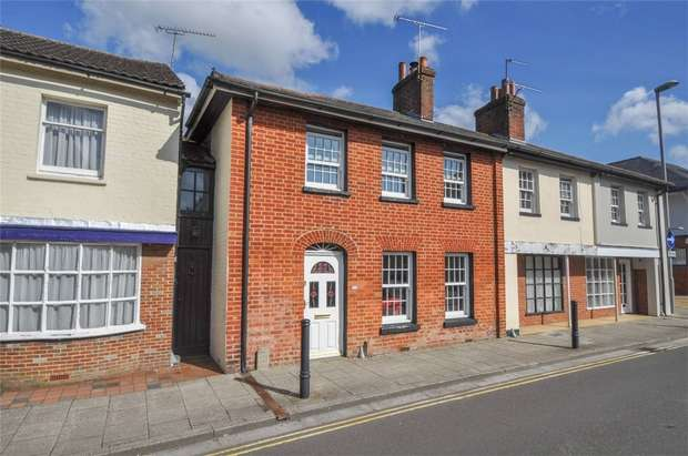3 Bedrooms Terraced House for sale in Leigh Road, WIMBORNE, Dorset
