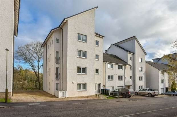 2 Bedrooms Flat for sale in Riverside Park, Blairgowrie, Perth and Kinross