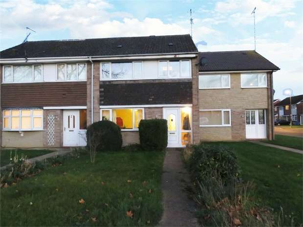 3 Bedrooms End Of Terrace House for sale in Wilmington Avenue, Alvaston, Derby