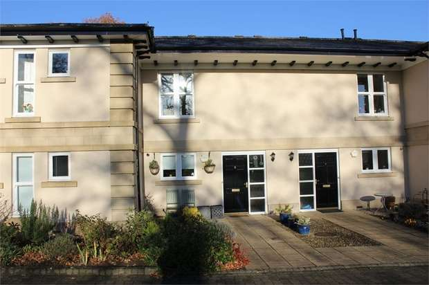 2 Bedrooms Terraced House for sale in Hollins Hall, Killinghall, Harrogate, North Yorkshire