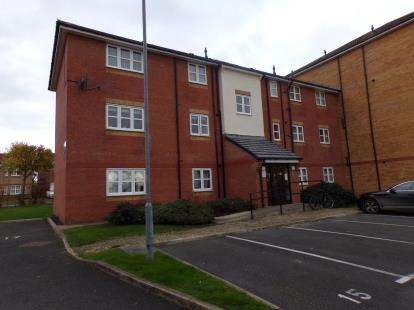 2 Bedrooms Flat for sale in Farnside Court, Aigburth, Liverpool, Merseyside, L17