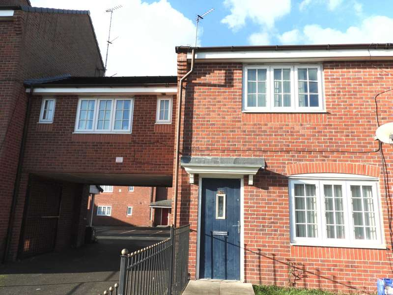 3 Bedrooms End Of Terrace House for rent in Overton Close,Westvale, Kirkby