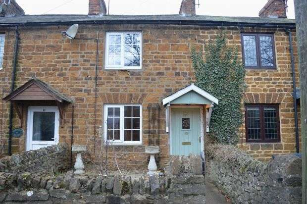 2 Bedrooms Terraced House for rent in Northampton Road, Brixworth, Northampton NN6 9DX