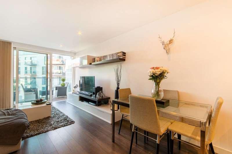 1 Bedroom Flat for sale in Saffron Central Square, Central Croydon, CR0