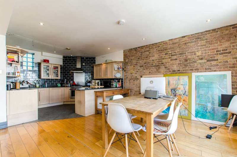 2 Bedrooms Flat for sale in Commercial Street, Shoreditch, E1