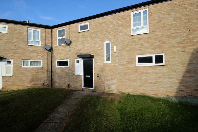 3 Bedrooms Terraced House for sale in Kiln Way, Wellingborough, Northamptonshire. NN8 3TH