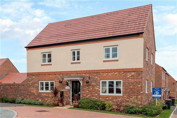 4 Bedrooms Detached House for sale in Pyrus Court, Hadley, Telford