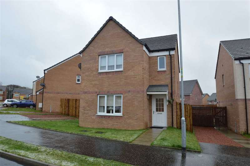 3 Bedrooms Detached House for sale in Paterson Walk, Holytown