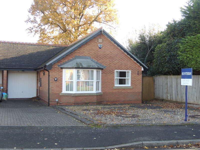 2 Bedrooms Detached Bungalow for sale in Brooksby Grove, Dorridge, Solihull