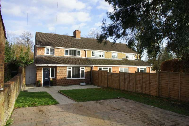 3 Bedrooms Semi Detached House for sale in Geoffreyson Road, Caversham Heights